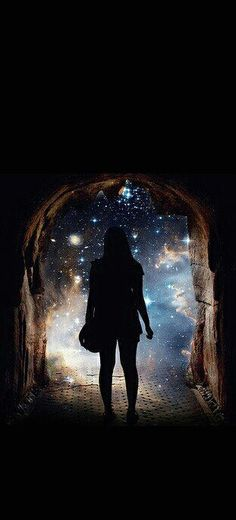 Portal to another world. Story Inspiration, Writing Inspiration, Character Inspiration, Fantasy World, Fantasy Art, Jm Barrie, To Infinity And Beyond, Another World, Cyberpunk