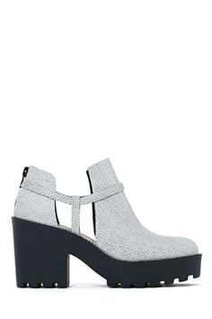 Shoe Cult Consequence Boot - White | Shop Shoes at Nasty Gal
