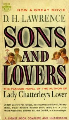 a summary of sons and lovers by d h lawrence Sons and lovers by d h lawrence, a free text and ebook for easy online reading, study, and reference dh lawrence published sons and lovers to a lukewarm reception in 1913 and the book was criticized for its alleged obscenities today, the novel is planted firmly amongst.