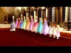 Barbie in The 12 Dancing Princesses - HD Full Movie [Real Original Movie]