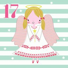 Advent Calendar Day 17 - Amy Underhill