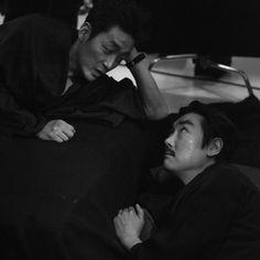 박찬욱 감독이 현장에서 직접찍은 필름사진을 온라인에서 만나다.