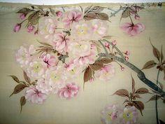 Japanese Silk Paintings | 271: 7 x Japanese Signed Silk Paintings ca1890 : Lot…