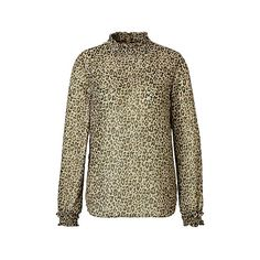 #blouse #top #leopard #animal #modstrom #Wehkamp #damesmode