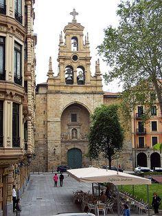 Iglesia de San Vicente   Bilbao