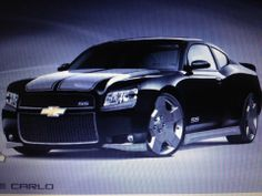 gm say yes the chevrolet monte carlo ss for 2014 more carlo concept