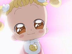 Ojamajo hana very cute Maho, Steven Universe Wallpaper, Ojamajo Doremi, Anime Toys, Magical Girl, Anime Style, Shoujo, Chibi, Witch