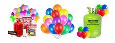 Luftballon Helium für besondere Anlässe Office Supplies, Balloons, Decorating Ideas