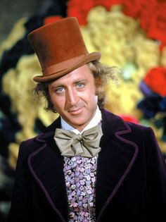 "Today, the world lost an icon: Gene Wilder, the star of the 1971 film ""Willy Wonka and the Chocolate Factory"" (and countless other classics such as ""Young Frankenstein""). Willy Wonka, Young Frankenstein, Victor Frankenstein, Freddie Highmore, Fred Astaire, Time Lords, Movie Stars, Movie Tv, Movie Reels"
