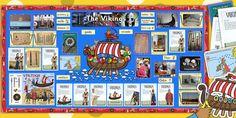 Ready Made Vikings Display Pack