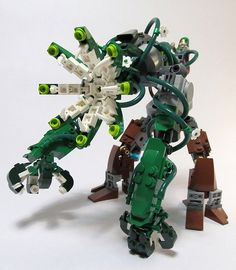 Flora-Borg S510 | robot + human = cyborg. so plant + robot =… | Flickr
