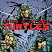 They're BACK! This summer, the original heroes in a half-shell make a triumphant return to comics! Leonardo, Donatello, Michelangelo, and Raphael reunite to bring their ninja aptitude and teenage attitude to IDW Publishing in this all-new, action-packed series. Featuring a cast of familiar characters-Master Splinter, April O'Neill, Casey Jones, and more-and true to the spirit of the original comics created by Kevin Eastman and Peter Laird, the TEENAGE MUTANT NINJA TURTLES are bigger and…