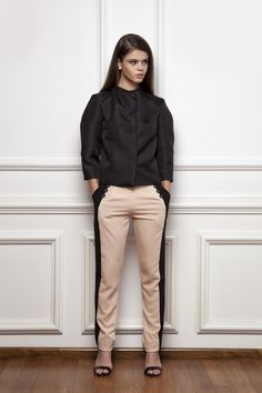 Autumn Winter 2014 Collection Mirage - By Parul Bhargava Fall Winter, Autumn, Khaki Pants, Normcore, Turtle Neck, Sweaters, Collection, Style, Fashion