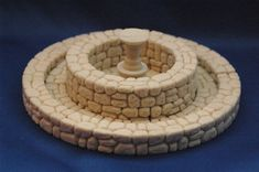 Hirst Arts Dungeon accessories Large Fountain scale Cast In Resin Creative Christmas Food, Hirst Arts, Brick Works, Wine Cork Crafts, Mini Things, Air Dry Clay, Mortar And Pestle, Tabletop Games, Miniture Things