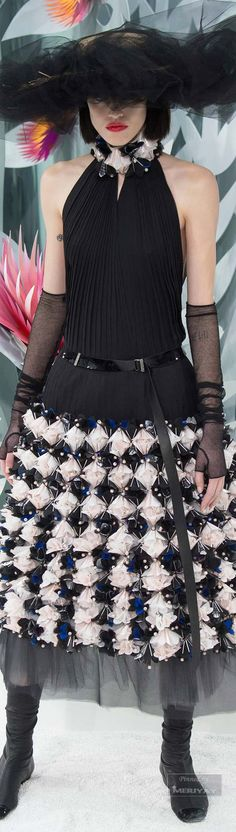 Chanel.Spring 2015 Couture