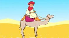 Ik kijk nu De woestijn via NTR Schooltv!
