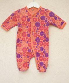 Pijama botones