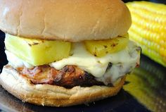 Homemade By Holman: Spicy Hawaiian Burgers