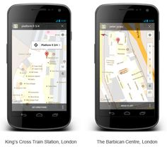 Wouldn't it be great to being able to use your smartphone navigation maps in places that GPS does not work, for example inside buildings, museums, airports or a shopping center?
