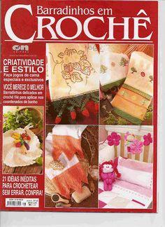 Barradinhos em Croch+¬_Ano6_N66_zip1 - solange- crochê e tricô - Album Web Picasa