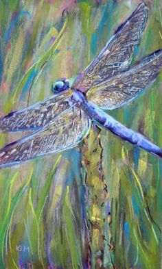 Dragonfly Dreams Art