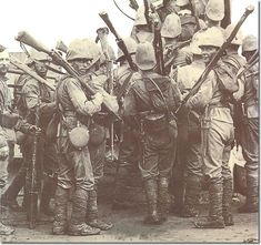 British Infantry, Kings Royal Rifle Corps - Second Boer War Lead Adventure, British Colonial, Zulu, British Army, Green Jacket, Rifles, Military History, Wwi, Troops