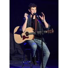 Shawn Mendes quote Magcon Boys ❤ liked on Polyvore featuring shawn mendes, magcon and people