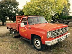 Chevrolet C20 1975 RHD top of the line at the time. By the time they worked out they should have sold us V8 Silverados ,they stopped assembling them.