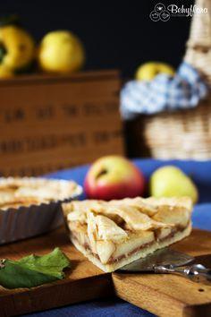 Behyflora - food lifestyle photography - der vegetarische Foodblog mit Pfiff: {Apfel - Saison} Hot Apple Pie nach Sweet Paul