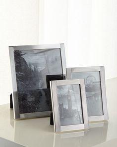 """-7LYX Ralph Lauren Home  Luke Frame, 8"""" x 10""""  Luke Frame, 5"""" x 7""""  Luke Frame, 4"""" x 6"""""""