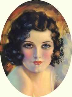 Vanity Treasures. This site sells tons of vintage vanity items. Can I have them all? <3