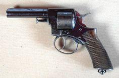 Webley Revolver wallpaper