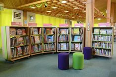 Library Design Case Study Birmingham Childrens Libraries