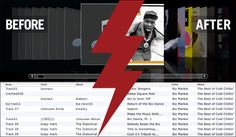 TuneUp   Fix Mislabeled Song Info, Add Album Art & More