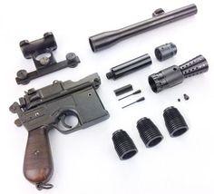 Han Solo DL-44 Blaster Complete Kit                                                                                                                                                                                 More