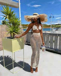 Mode Outfits, Girl Outfits, Fashion Outfits, Trendy Outfits, 2 Piece Outfits, Dress Fashion, Dress Outfits, Black Girl Fashion, Look Fashion