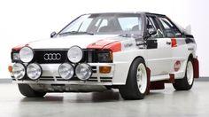 1982 Audi Quattro Group B Rally