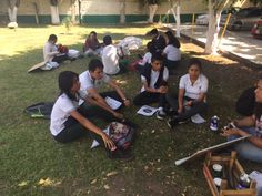 Estudiantes #P04Cuautla #Cobaem_Morelos aprendieron técnicas de serigrafía, fotografía y aerografía. #juventudcultayproductiva