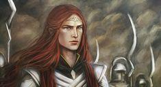 Maedhros, eldest son of Feanor