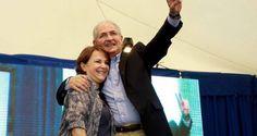 ¡UNIDAD Y LUCHA! El mensaje de Antonio Ledezma y Mitzy Capriles a los venezolanos