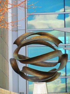 KC sculpture