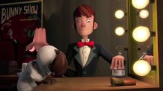 """""""Bye Bye Bunny"""", by Supinfocom [3D animated short film] funny but WTF did i watch"""