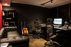 Trendy Home Studio Music Layout 33 Ideas Home Studio Setup, Music Studio Room, Studio Layout, Audio Studio, Film Studio, Sound Studio, Studio Ideas, Configuration Home Studio, Home Studio Musik