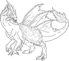 Coloring-Pages-Dragon.jpg (978×860)