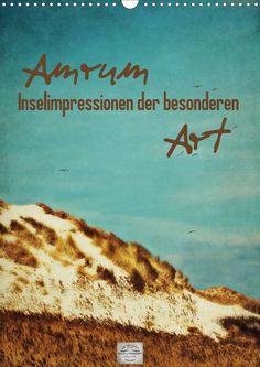 In diesem Bildkalender sind 13 wunderbare Fotokunstbilder der Künstlerin Angela Dölling mit Motiven aus der Natur, der wundbaren Landschaft und den Sehenswürdigkeiten der Insel Amrum. Die Künstlerin hat aus einer Auswahl ihrer Fotografien, die bei ih