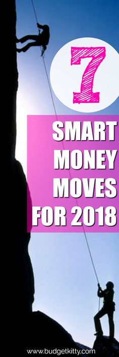 If you want to end the year in a better financial situation than you started it, here are 7 smart money moves you should consider making. via @budgetkitty