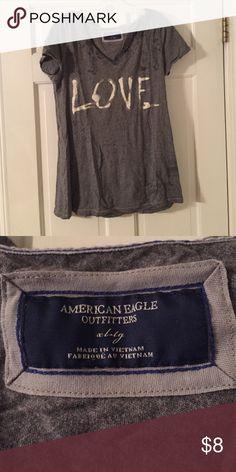 American Eagle Tee American Eagle Outfitters graphic tee shirt American Eagle Outfitters Tops Tees - Short Sleeve
