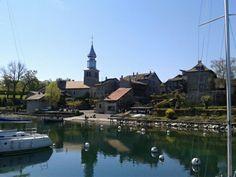 Yvoire, Haute-Savoie