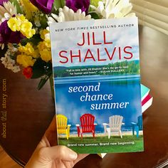 How adorable is the new cover for Second Chance Summer by So freaking cute! It totally matches the feel of the book for sure. Jill Shalvis, Feel Good Stories, Second Chances, Paranormal Romance, Romance Books, New Job, New Beginnings, Make Me Happy, The Book