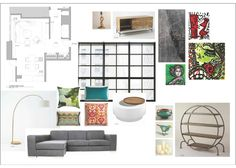 E-DESIGN for one ROOM by idKML on Etsy